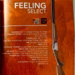 Franchi Feeling Select (Gold Pigeon),OU, Barrel 28'',12GA.       Price: RM 9,800