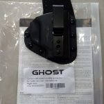 Ghost-leather holster for right hand-RM 260 (1 unit)