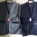 MakMak Vest-Black/green color-Size S/M/L/XL-RM 87 & size XXL-RM 100 (1 unit)