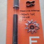 Magazine extention for Franchi Affinity Black Synt (7+) = RM 480 (1 set)